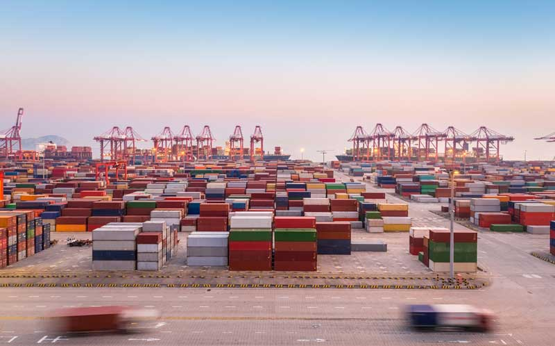 importing from china to spain
